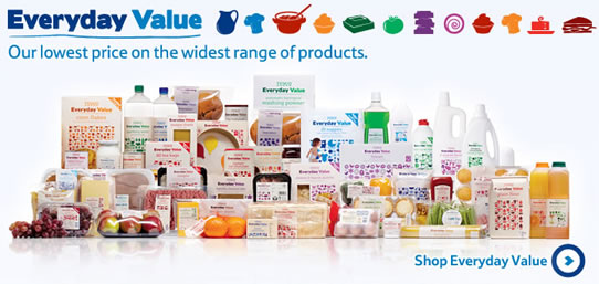 Tesco launches Everyday value brand