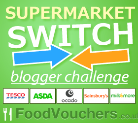 Supermarket Switch Blogger Challenge