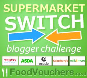 Supermarket Switch Blogger Challenge