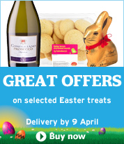 Sainsbury's Easter Savings