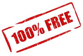 100% free newsletter