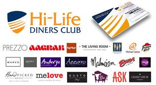 Hi Life Restaurant Offers